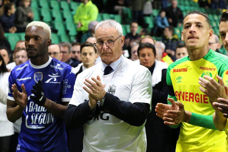 Ranieri backs Sarri for success at Stamford Bridge
