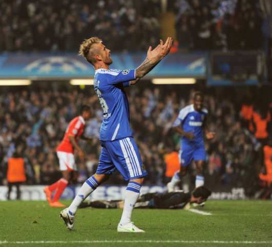 Raul Meireles Players who played for Liverpool and Chelsea