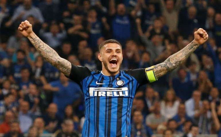 Strikers Chelsea could sign this summer- Mauro Icardi Inter Milan