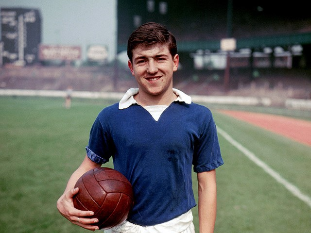 Terry Venables is one of the Best Chelsea midfielders ever