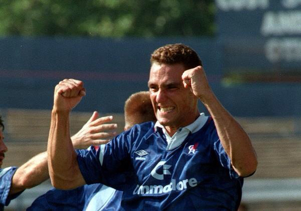 Vinnie Jones is one of the most hated Chelsea players