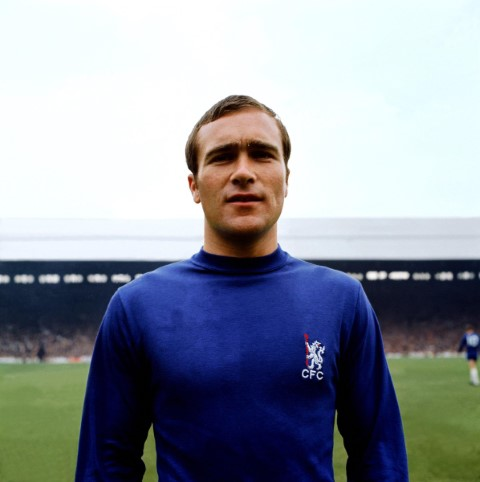most aggressive Chelsea players ever Ron Chopper Harris