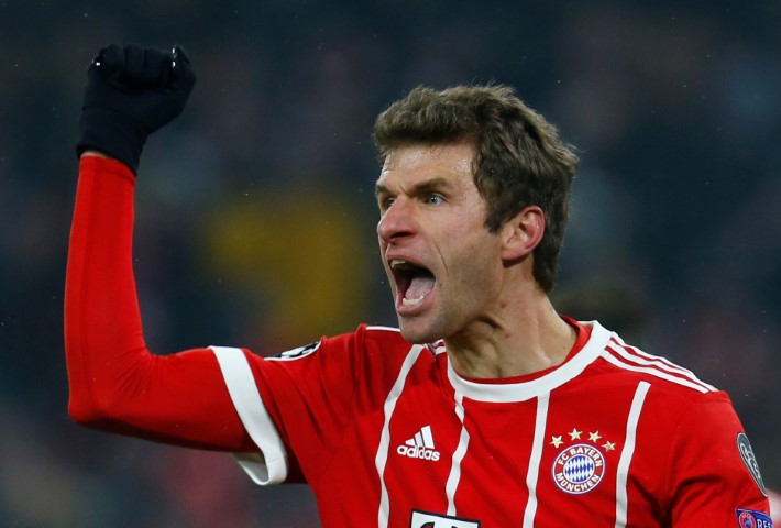 players who rejected Chelsea Thomas Muller