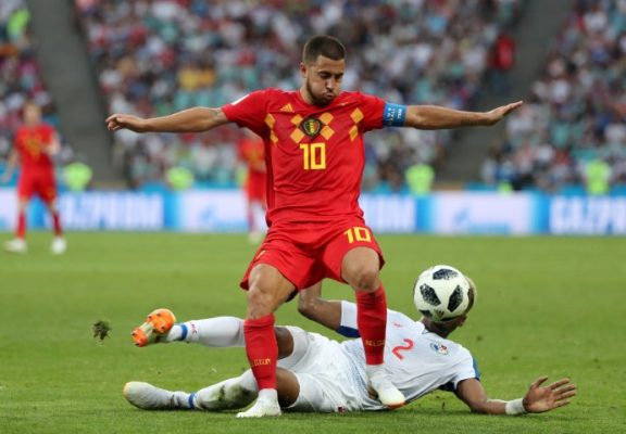 Chelsea Player ratings World Cup 2018 first round Eden Hazard