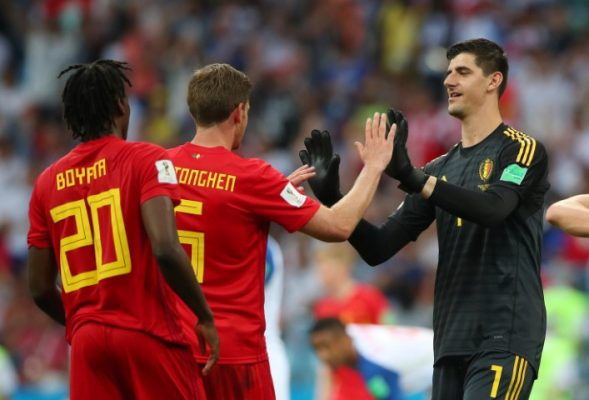 Chelsea Player ratings World Cup 2018 first round Thibaut Courtois