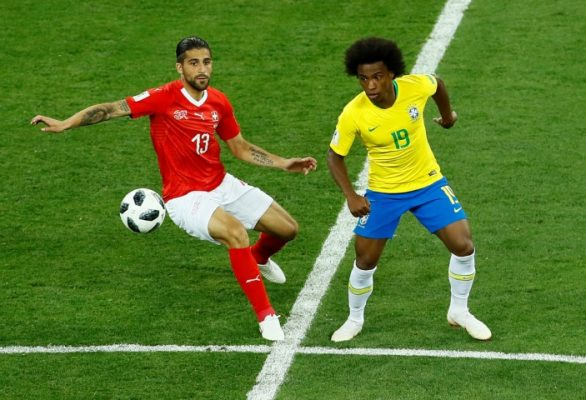 Chelsea Player ratings World Cup 2018 first round Willian