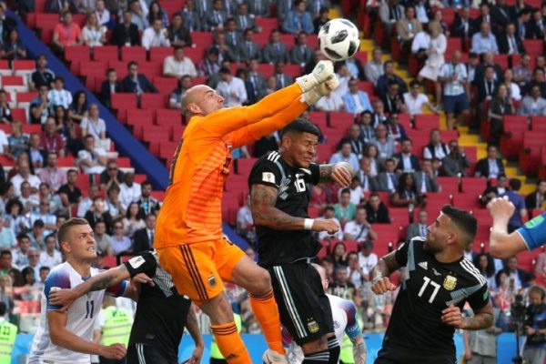 Chelsea Player ratings World Cup 2018 first round Willy Caballero