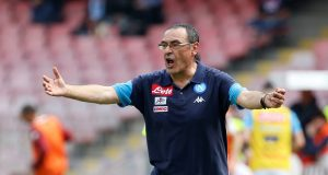 Chelsea are edging closer to appoint Maurizio Sarri as their new manager