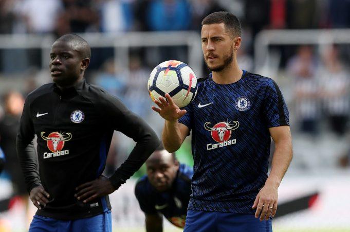 Chelsea star targeted by Paris Saint-Germain