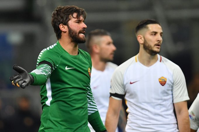 Chelsea target has no desire to leave Roma