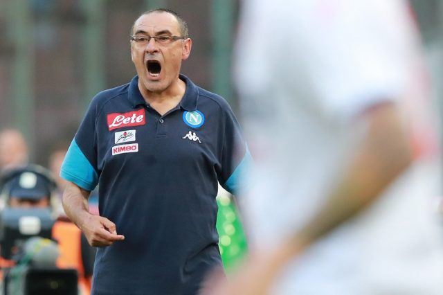 Maurizio Sarri requests Chelsea to sign 4 players if he joins them