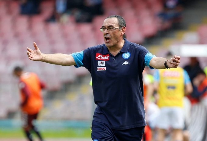 Maurizio Sarri set to bring Chelsea legend to the club as his assistant