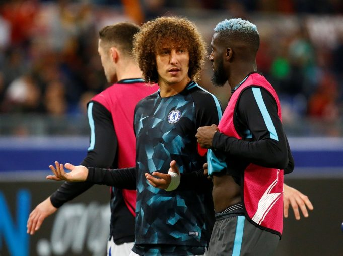 Serie A giants ready to make an offer for David Luiz