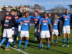 Chelsea plotting a late swoop for Napoli star