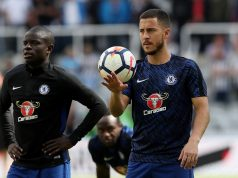 Chelsea ready to hand a new contract to N'Golo Kante