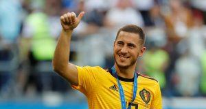 Eden Hazard makes new claim about his future