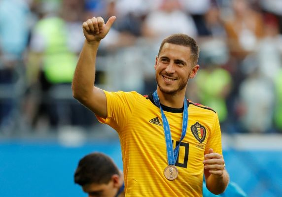 Eden Hazard Makes New Claim About His Future