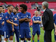 Former Chelsea player lifts lid on club star's future