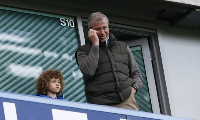 Roman Abramovich is in Italy to tie up double deals
