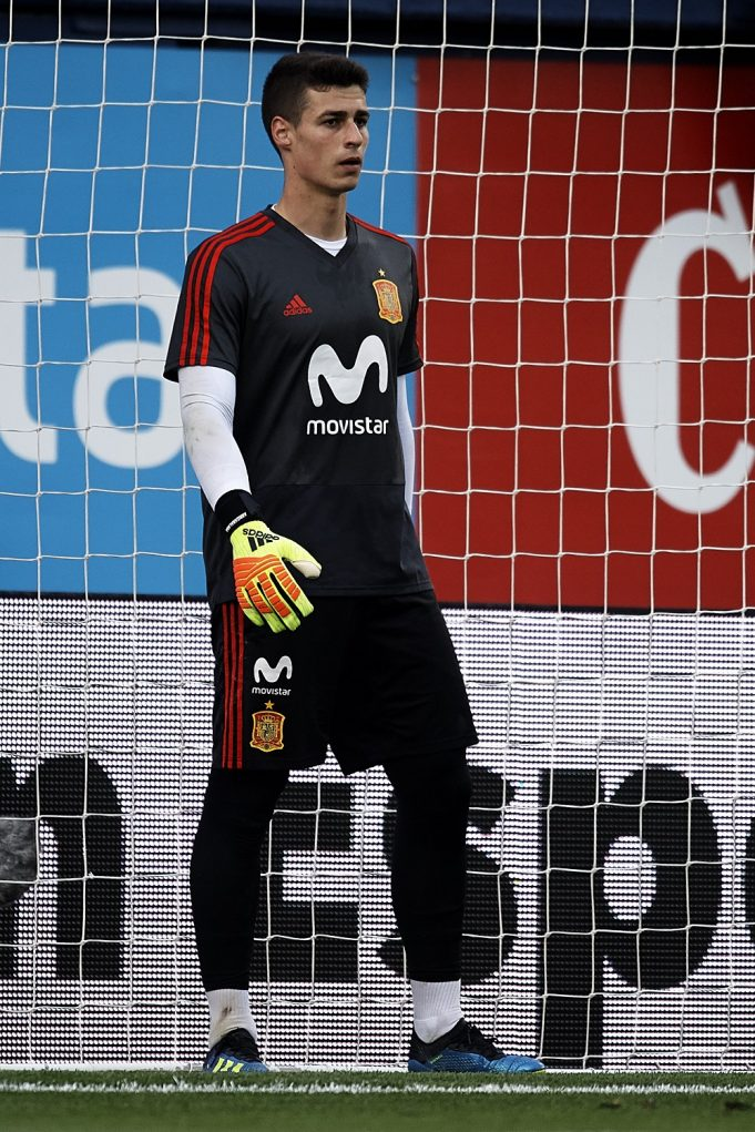 Chelsea ace has backed Kepa Arrizabalaga to live up to his price tag