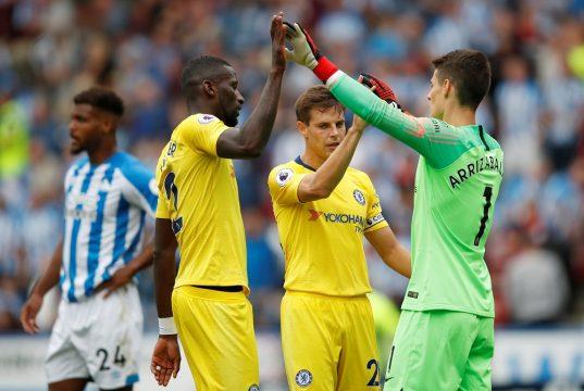 Chelsea ace opens up on Maurizio Sarri