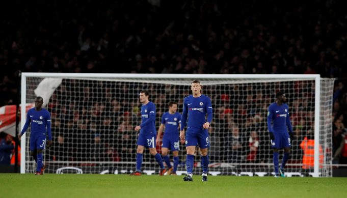 Chelsea ace relishing to work under Maurizio Sarri