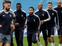 Chelsea opted against a move for France International