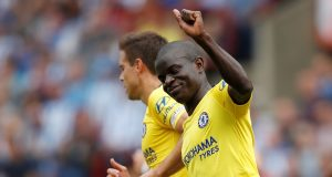Chelsea star N'Golo Kante has decided to stay at the club