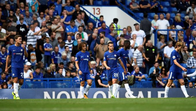 Chelsea star admits he is enjoying life under Maurizio Sarri