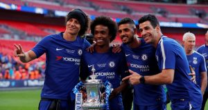 Chelsea star admits he would have left the club if Antonio Conte stayed