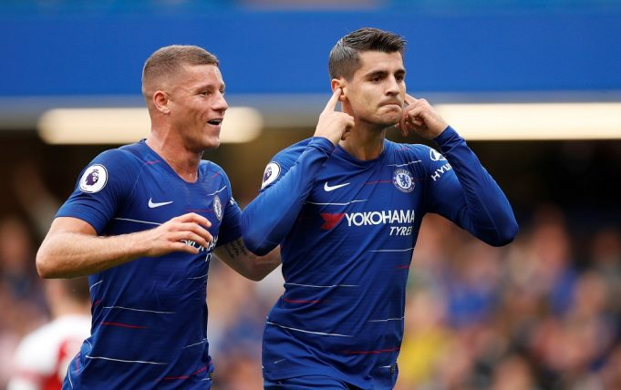 Chelsea star reveals his ambitious target for this season