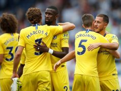 Chelsea star reveals how Maurizio Sarri's approach brings out the best of trio