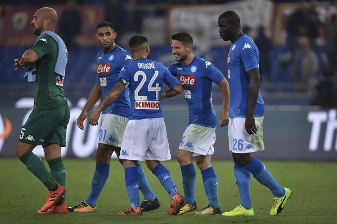 Chelsea target signs new contract with Napoli