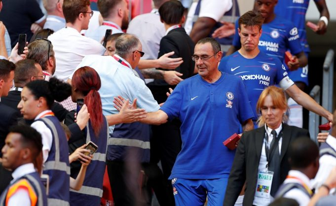 Chelsea's new signing believes he will thrive under Maurizio Sarri