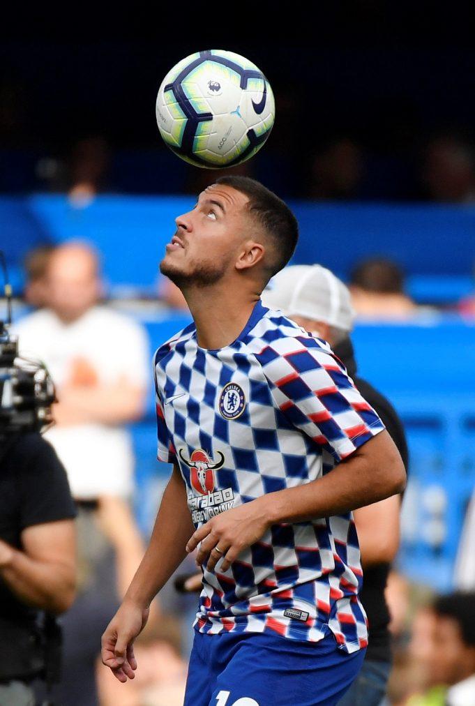 Eden Hazard's father make statement over Chelsea star's future