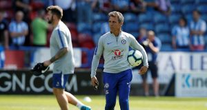 Gianfranco Zola backed to help Alvaro Morata to rediscover his form