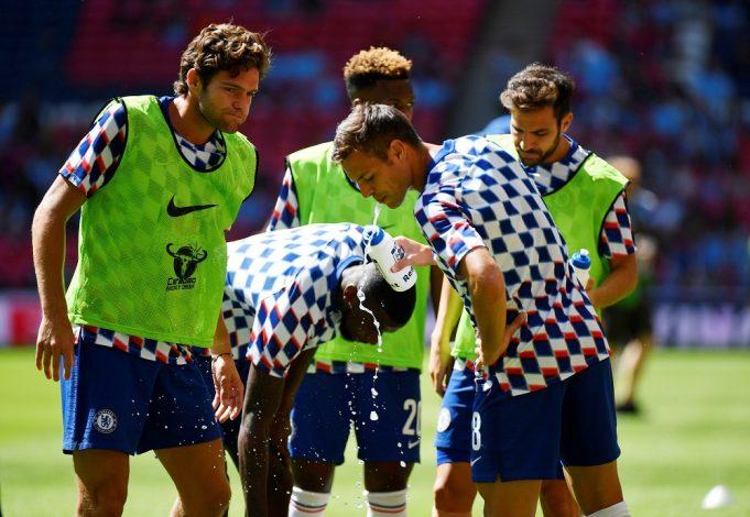 Jamie Redknapp claims Chelsea duo are struggling under Maurizio Sarri