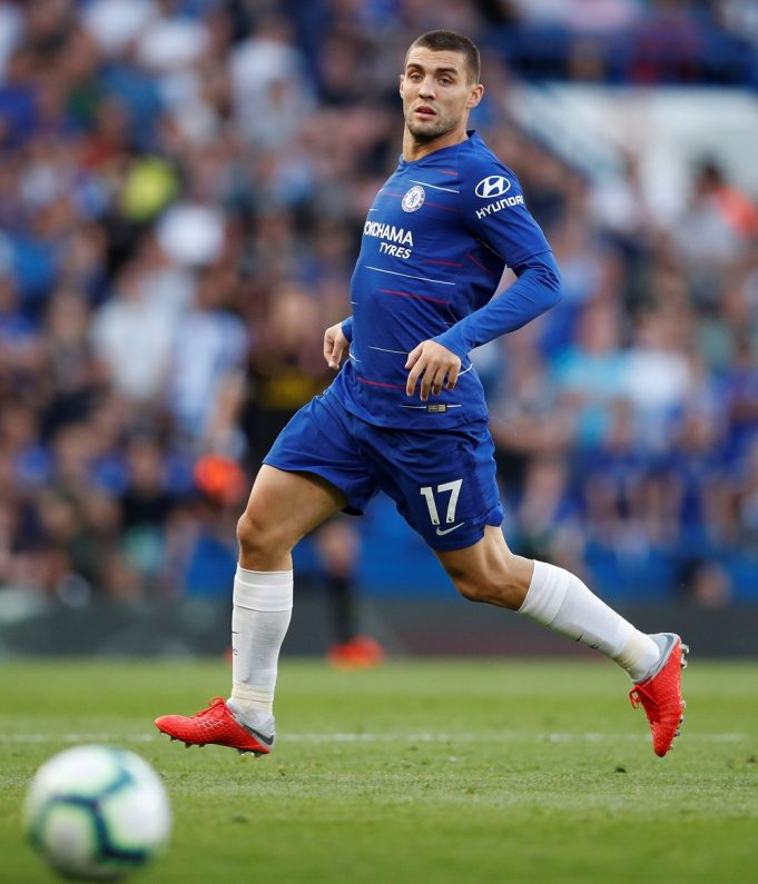 Mateo Kovacic Opens Up On His Chelsea Journey
