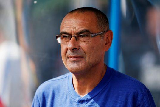 Maurizio Sarri admits he feared losing Chelsea ace amid transfer links