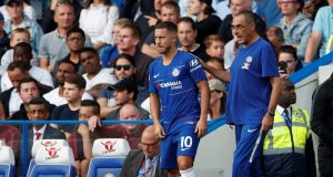 Maurizio Sarri confirms Eden Hazard will stay at Chelsea