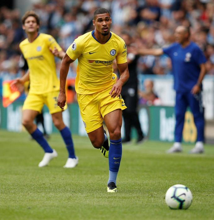 Ruben Loftus-Cheek Believes Winning The Europa League Title Will Turn Chelsea's Season Into A Successful One