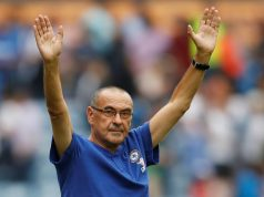 Maurizio Sarri names the two areas Chelsea must improve before Arsenal clash