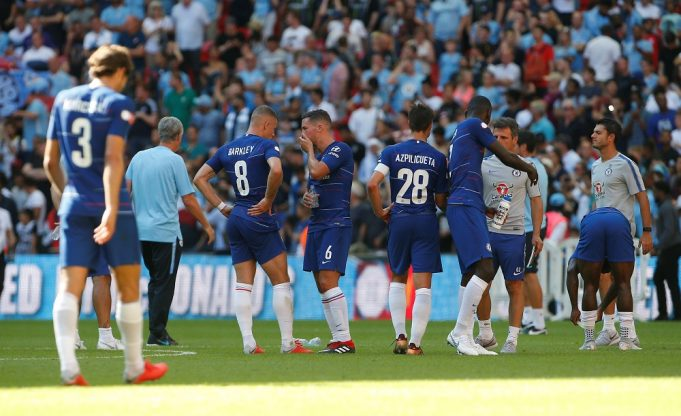 Maurizio Sarri ready to let Chelsea ace leave the club on loan