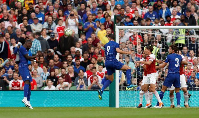 Maurizio Sarri unfazed by Chelsea ace's performance against Arsenal
