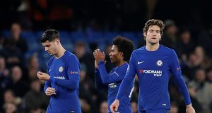 Maurizio Sarri unhappy with Chelsea ace