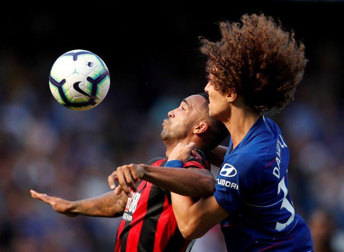 David Luiz praises Maurizio Sarri