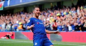 Former Chelsea striker praises Hazard