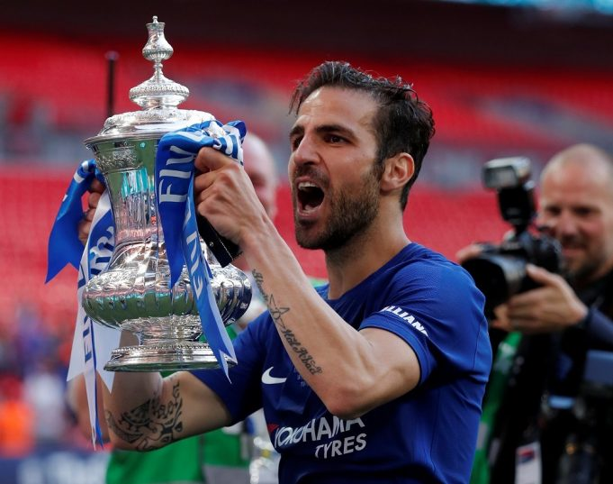 Cesc Fabregas reveals why the start of the season has been frustrating for him