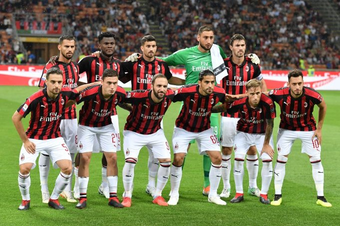 Chelsea are tracking Ac Milan star