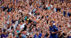 Chelsea star insists Eden Hazard is happy at Chelsea